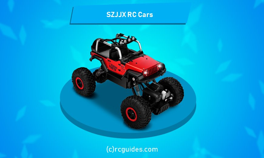 SJJX RC Car for 2-3 year