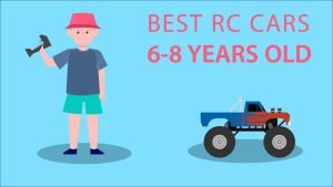 best rc cars for 6-8 years olld kids.