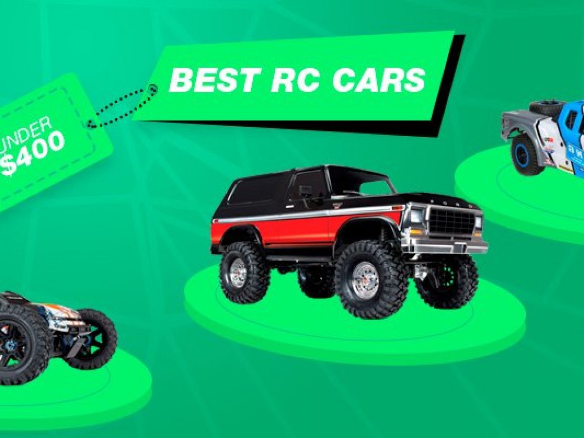 10 Best Rc Cars And Trucks Under 400 Reviews Buying Guide