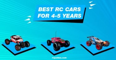 List with best rc cars for 4-5 y.o. children.