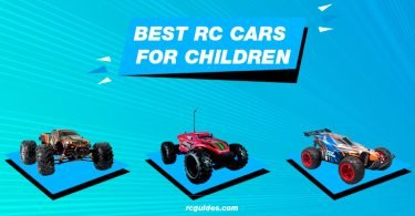 List with best rc cars for children.