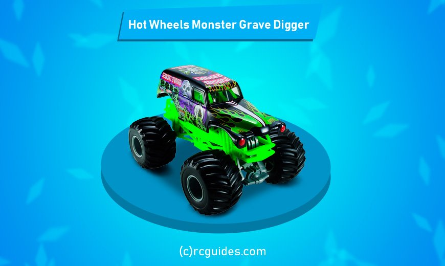 Hot Wheel Grave Digger for 2-3 years