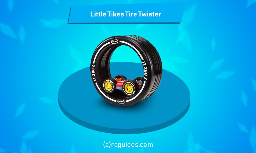 Little like twister car for toddlers