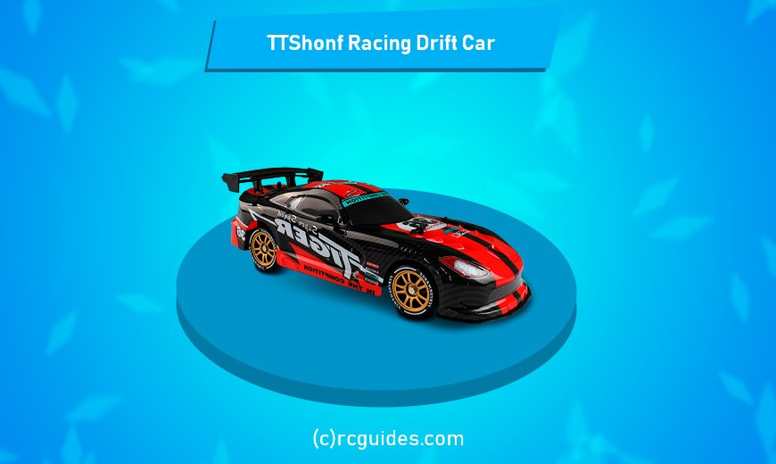 ttshonf drift rc car