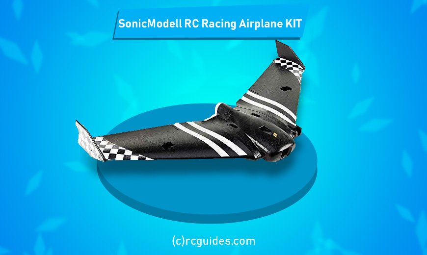 SonicModell RC Racing Airplane KIT rc plane with camera
