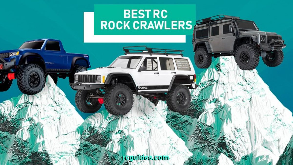 15 Best Rc Rock Crawlers That You Can Buy In 2020 Rcguides Com