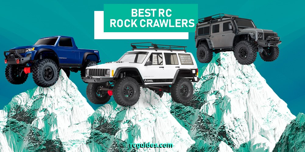 List with best rock crawlers.