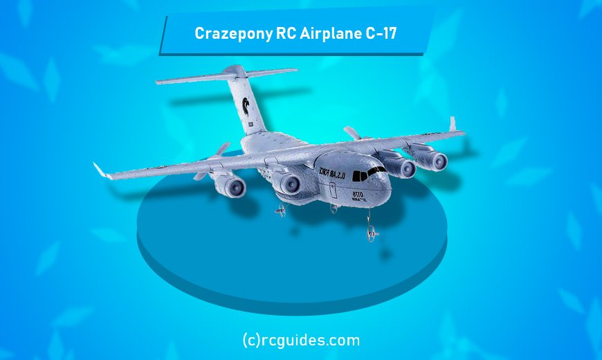 Crazepony-RC-Airplane-C-17 cheap rc plane