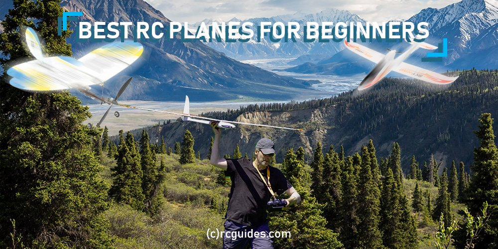 List with the best rc planes for beginners.