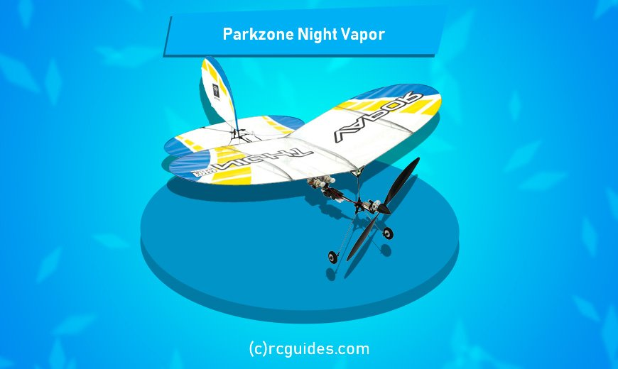 Parkzone rc plane for beginners.