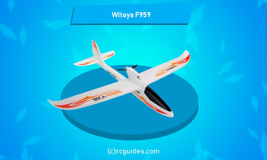 wltoys f959 rc plane for beginners.