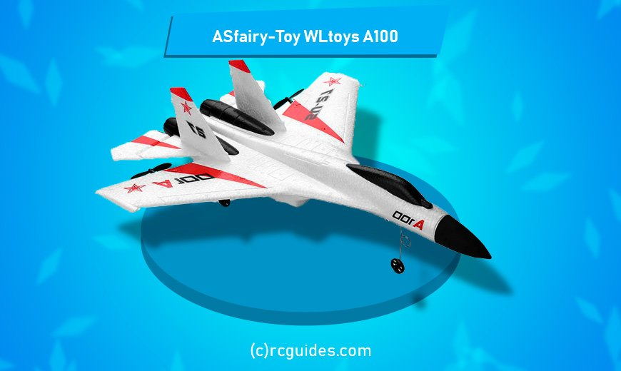 Asfairy Wltoys rc glider.