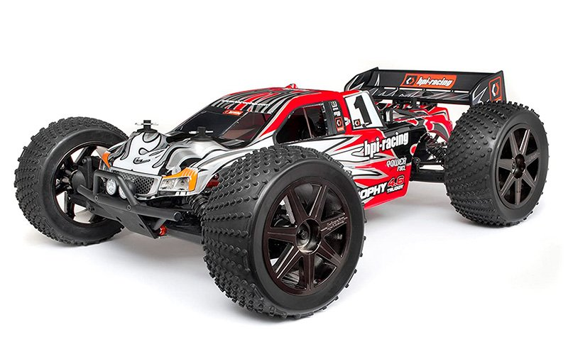 HPI Racing Trophy 4.6 Buggy review