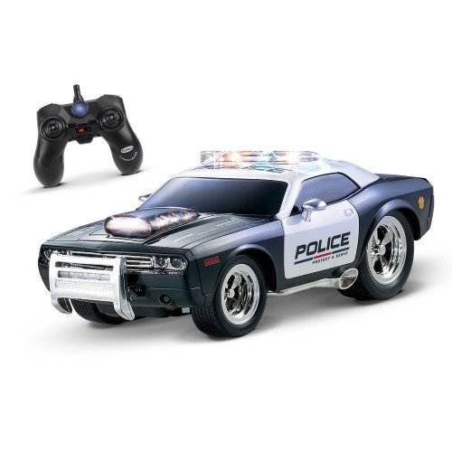KidiRace RC Remote Control Police Car review