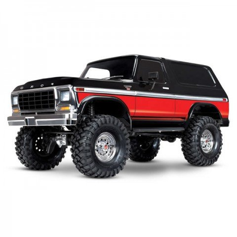 Traxxas TRX-4 Ford Bronco 1/10 Trail and Scale Crawler