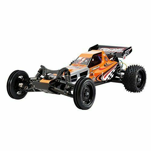 Tamiya America, Inc 1/10 Racing Fighter 2WD Off Road Buggy DT03 Kit, TAM58628 review
