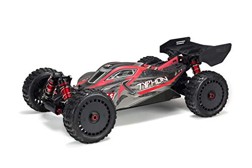 ARRMA Typhon Brushless RC Speed Buggy review