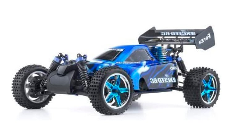 Exceed RC Forza Nitro Powered Off-Road Buggy review
