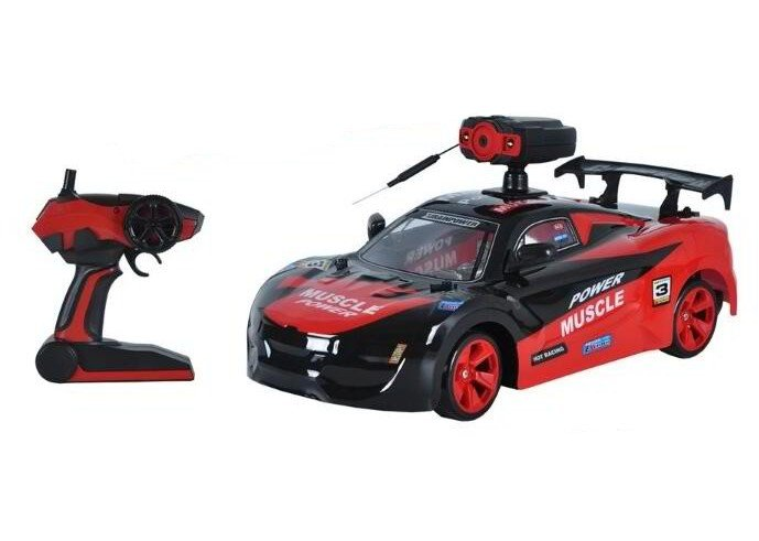 Hobby-Ace Drift RC Vehicle with 0.3 MP FPV Camera review