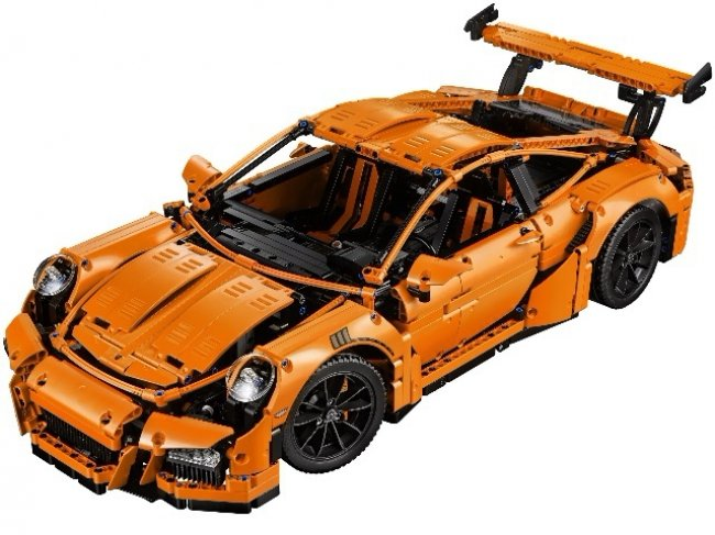 LEGO Technic Porsche 911 GT3 RS review