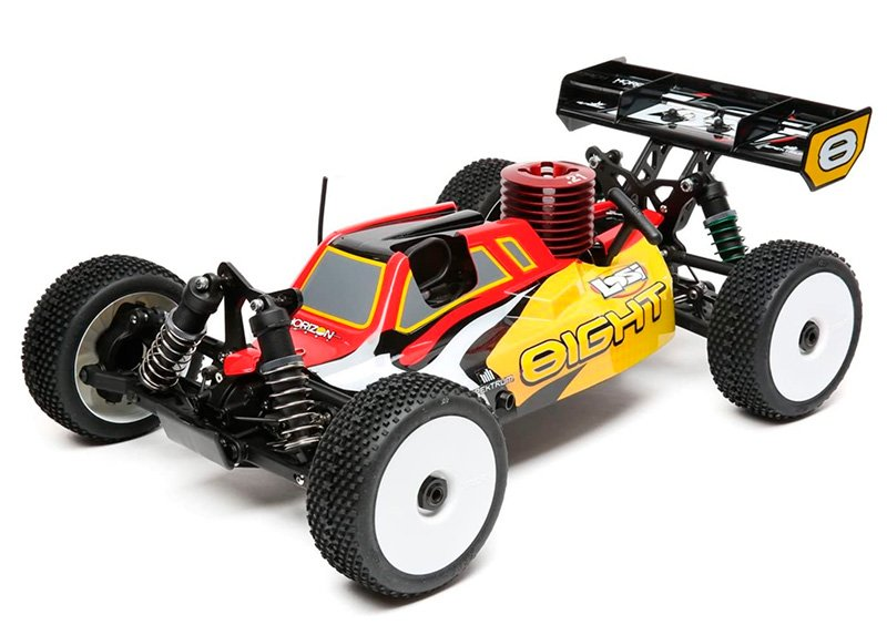 Losi 8IGHT 4WD Nitro RC Buggy review