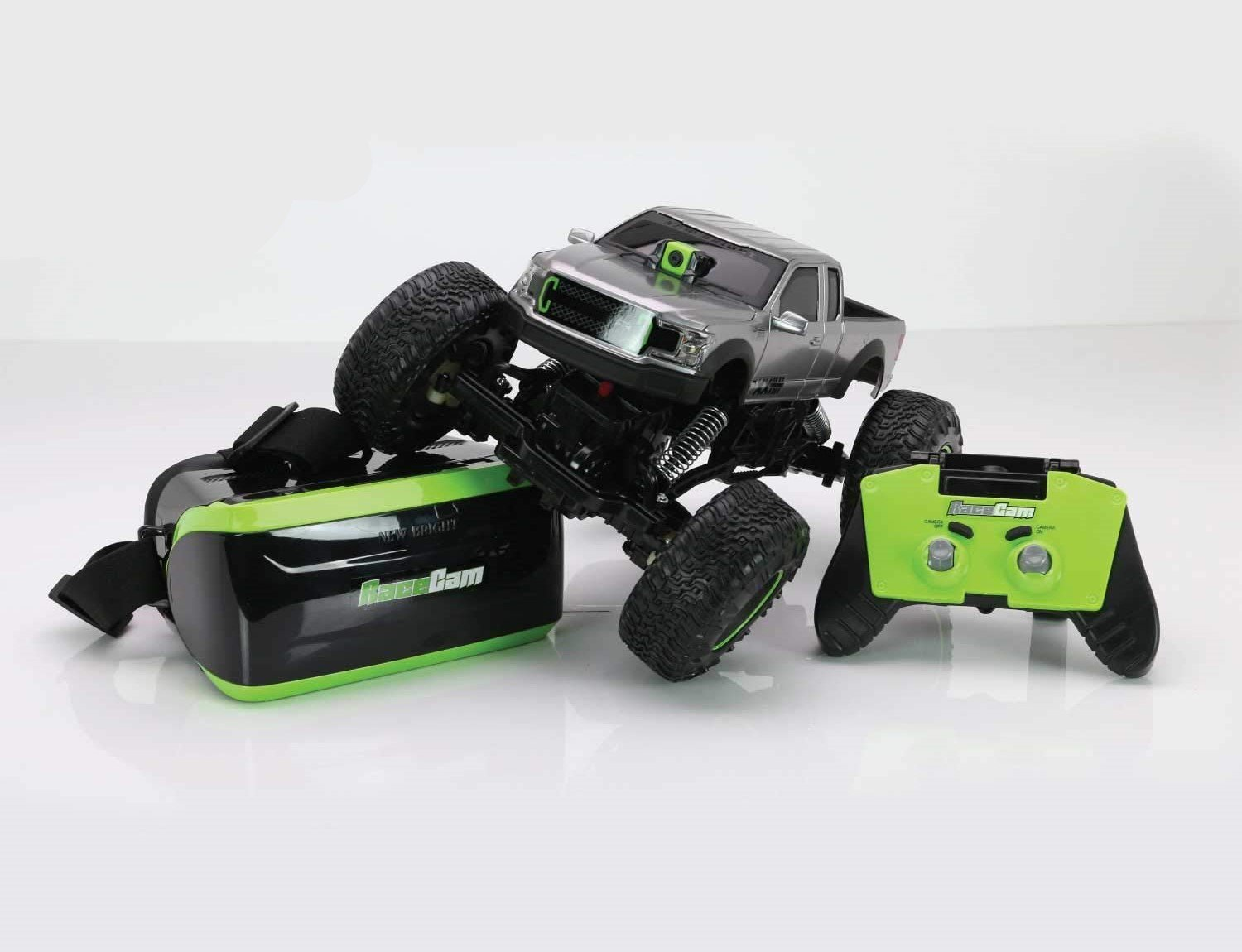 RC CHARGERS Vaughn Gittin Jr. Ford F-150 RTR RC Truck with Camera review