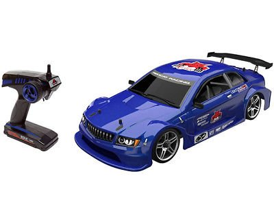 Redcat Racing EPX Drift Car with 7.2V 2000mAh Battery, 2.4GHz Radio and BL10315 Body (1/10 Scale), Metallic Blue review