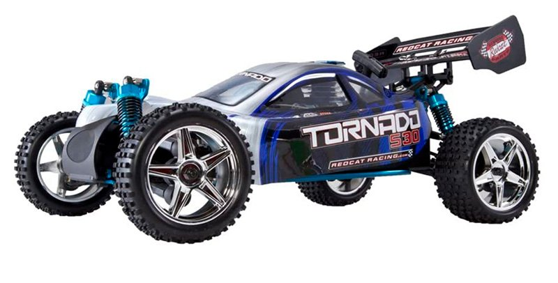 Tornado S30 Nitro RC Buggy review