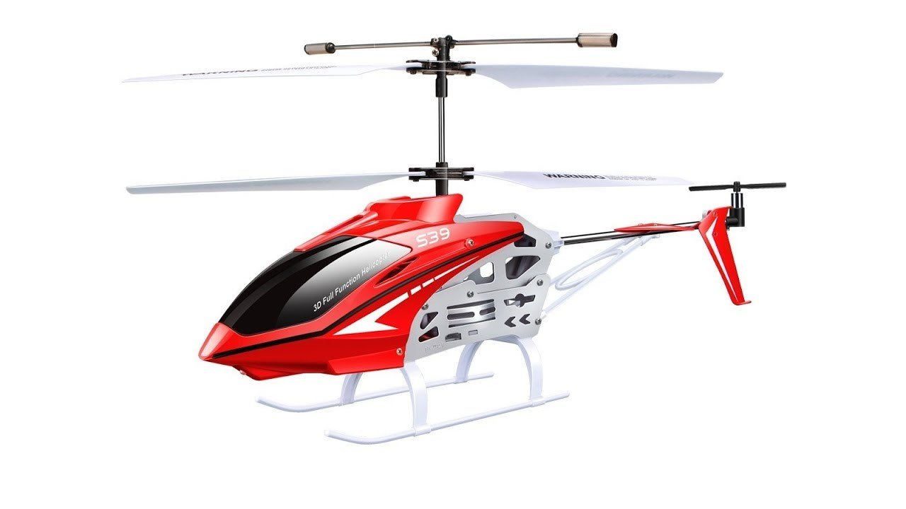 SYMA RC Helicopter S39 review