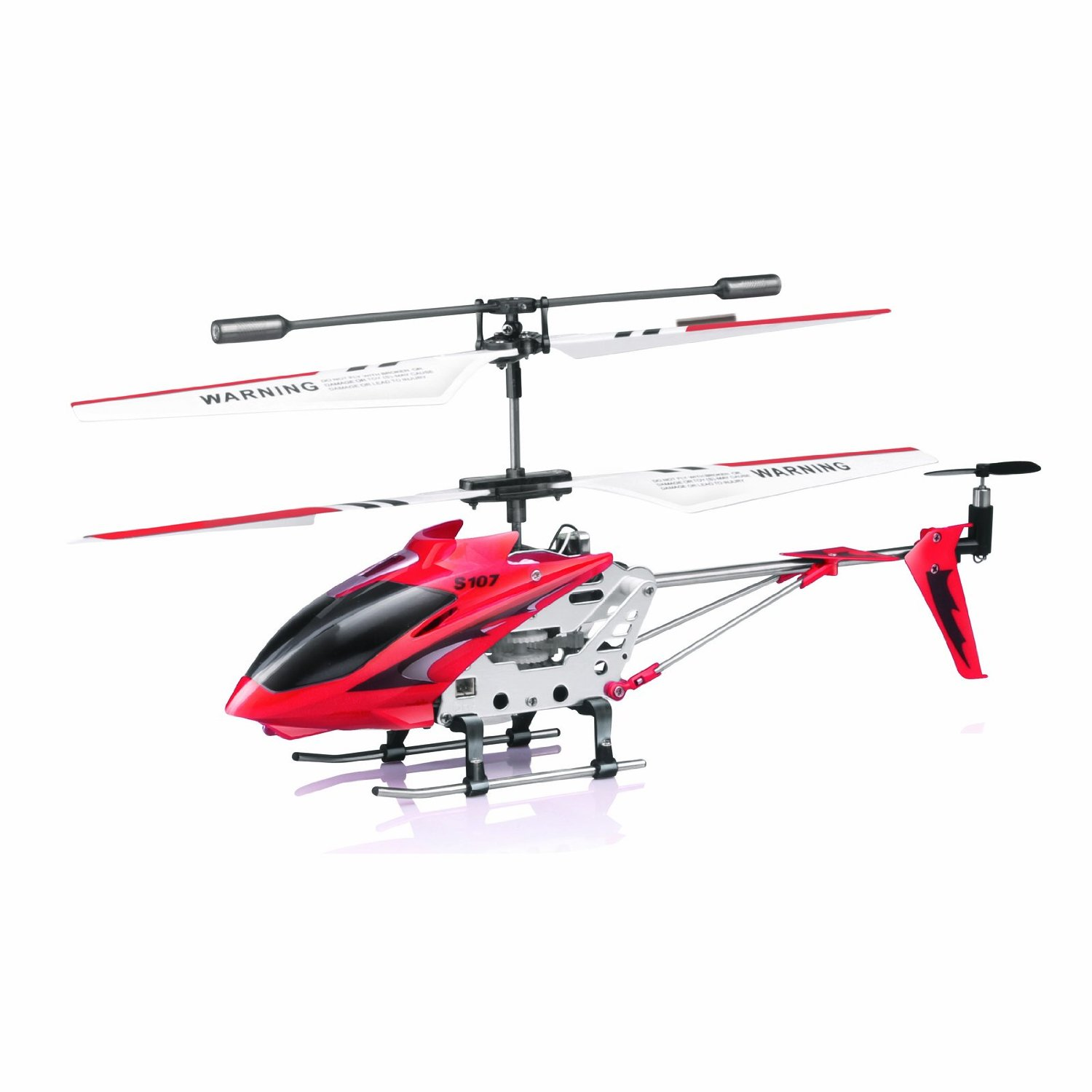 Syma S107/S107G R/C Helicopter with Gyro- Red review