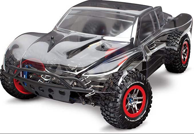 Traxxas Slash 4X4 Brushless Short Course Truck review