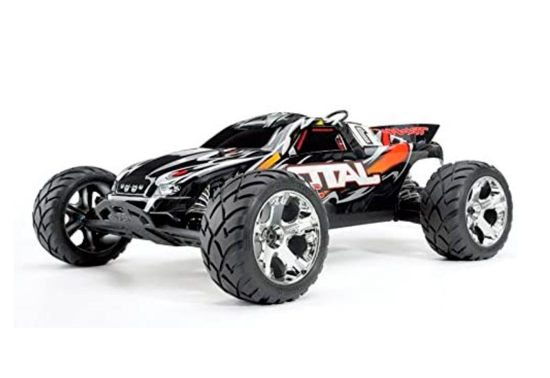 Traxxas Jato Nitro-Powered 2WD Stadium Truck review