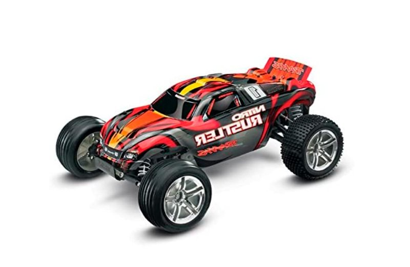 Traxxas Rustler - Nitro stadium RC Truck review
