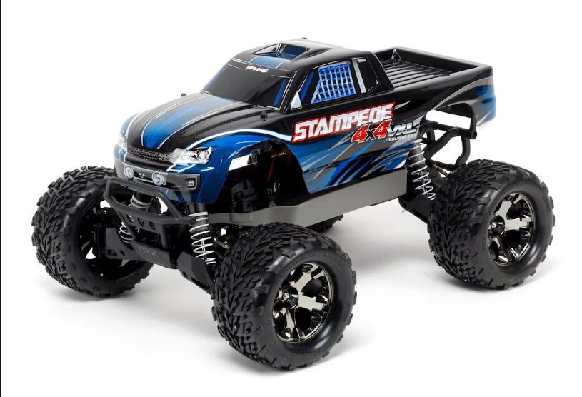 Traxxas 67086-4 Stampede 4X4 Monster Truck review