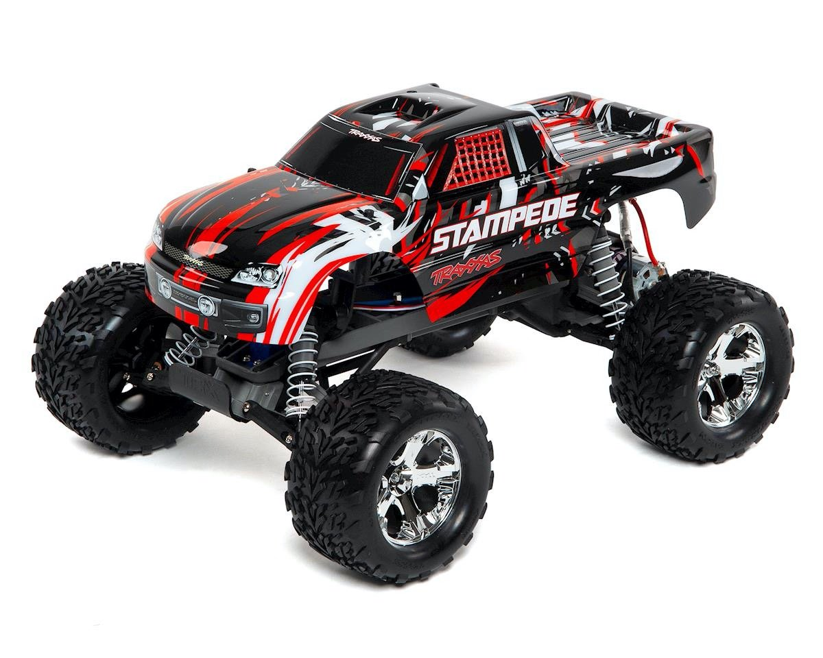 Traxxas - 36054-1- Voiture Radiocommandé - Stampede - Xl-5 - Ready To Race - Monster Truck review