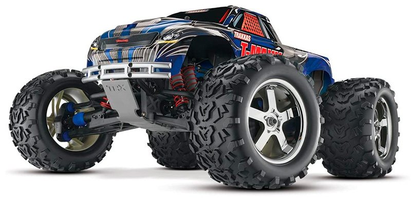 Traxxas T-Maxx Nitro-Powered Monster Truck review