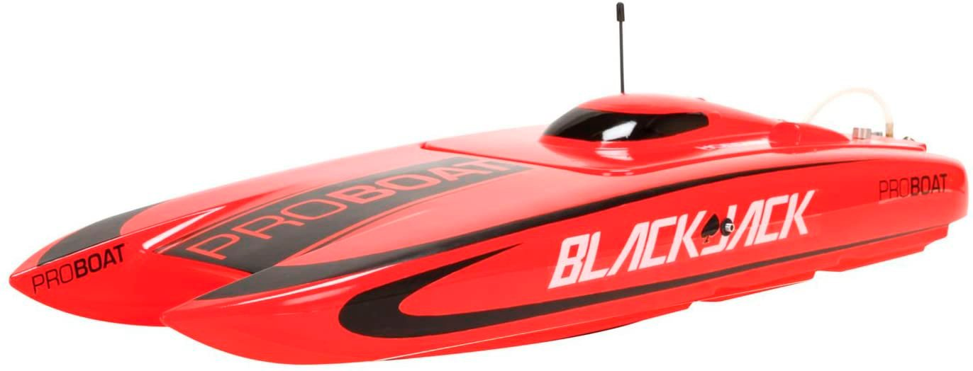 "Pro Boat Blackjack 24"" review"