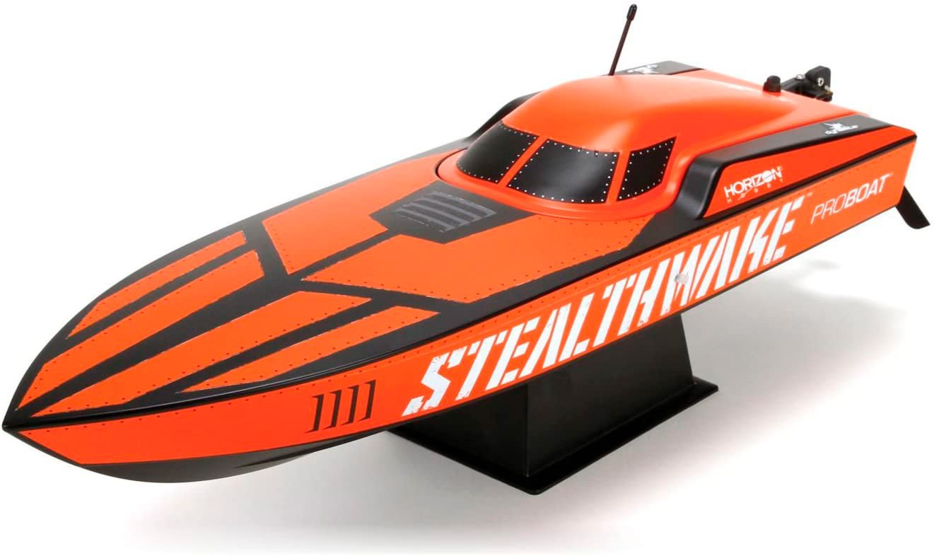 """Pro Boat Stealthwake 23"""" review"""