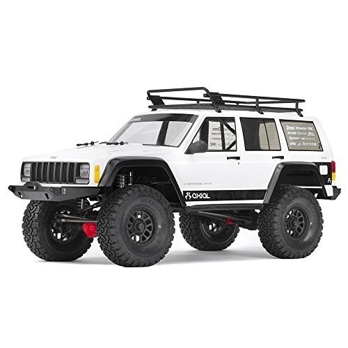 Axial SCX10 II Jeep Cherokee 4WD RC Rock Crawler review