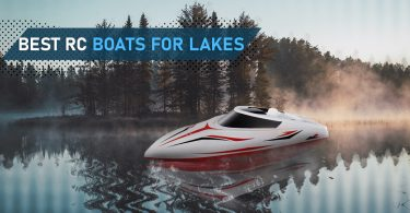 Best rc boats for lakes.