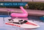 Best rc boats for pools.