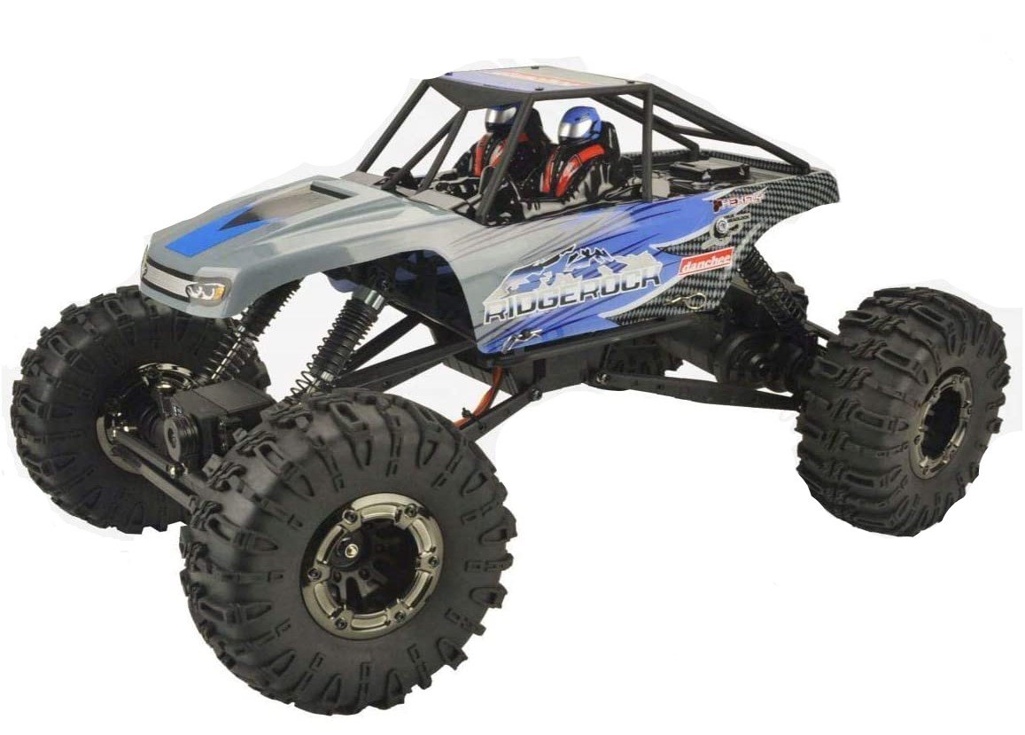 DANCHEE RidgeRock - 4WD Electric Rock Crawler review
