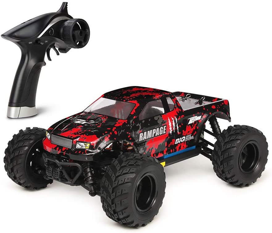 HBX All-Terrain Off-Road RC Truck review