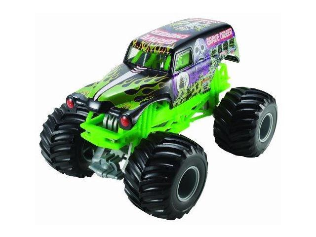 Hot Wheels Grave Digger Monster Truck review