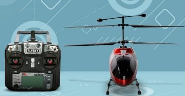 how to fly rc helicopter.