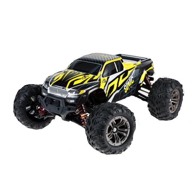 1:16 Brushless Large RC Cars 55+ kmh Speed - Kids and Adults Remote Control Car review
