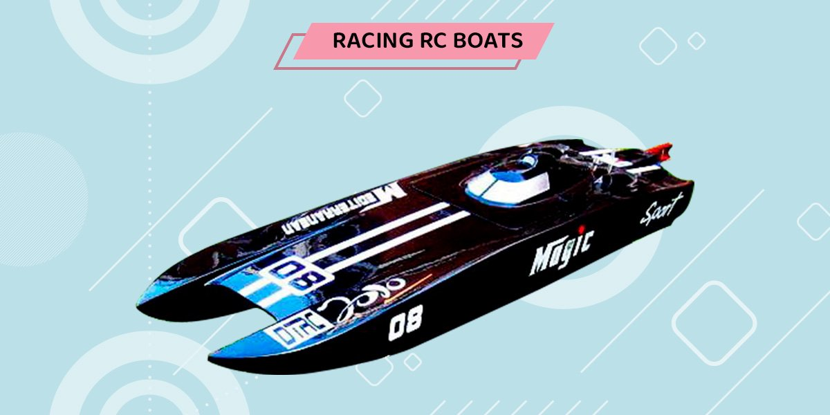 Racing RC Boats review