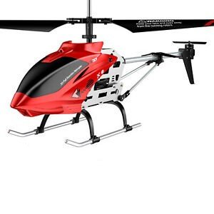 RC helicopter S37 Aircraft with Altitude hold review