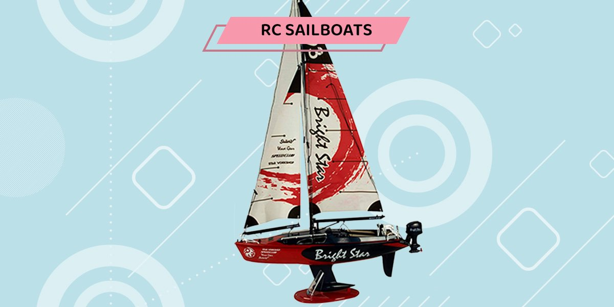 RC Sailboats review