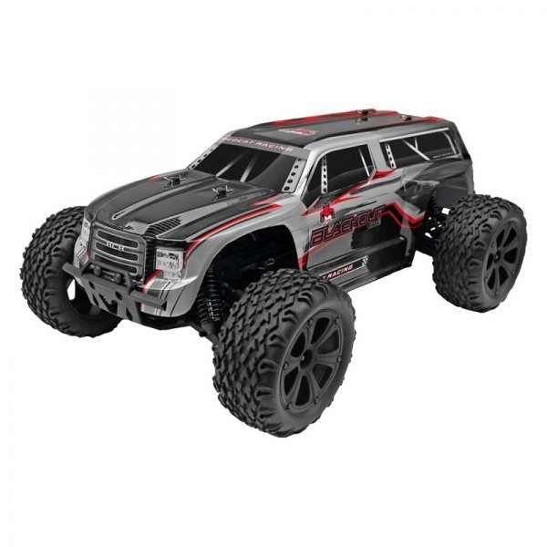 Redcat Racing Blackout XTE PRO 1/10 Scale Brushless Electric Monster Truck review
